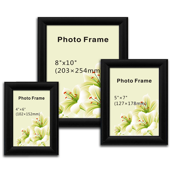 Photo Frame Sizes